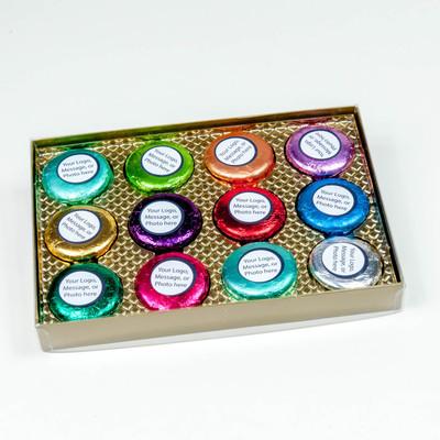 Custom 12pc Chocolate Oreo Box