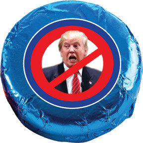 No Trump Chocolate Oreo