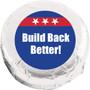 Build Back Better Chocolate Oreo