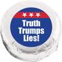 Truth Trumps Lies Chocolate Oreo