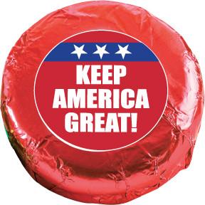Keep America Great Chocolate Oreo
