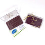 Thank You Chocolate Gift Case - with Card