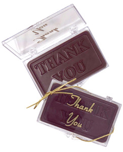 """THANK YOU!"" Chocolate Gift Case"