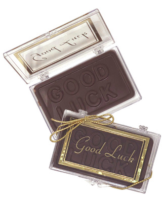 Good Luck Chocolate Case