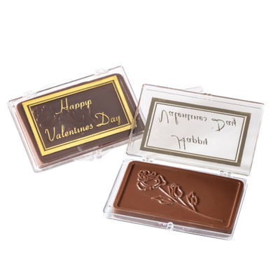 Happy Valentines Day Chocolate Case