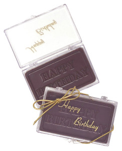 Happy Birthday! - Chocolate Gift Case