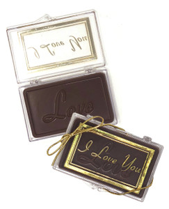 """I LOVE YOU"" Chocolate Gift Case"