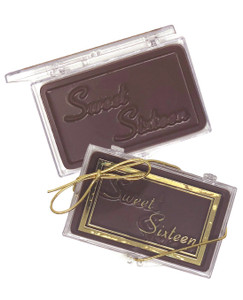 """SWEET 16!"" Chocolate Gift Case"