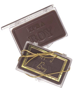 Baby Boy - Chocolate Gift Case