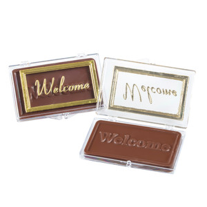 Welcome! - Chocolate Gift Case