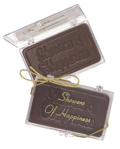 """SHOWERS OF HAPPINESS!"" Chocolate Gift Case"