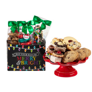 Holiday Lights Box of Treats - Medium