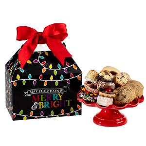 Holiday Lights Tote Gift Box