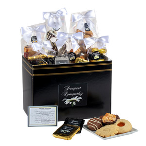Sympathy Basket Box of Treats - Extra Large