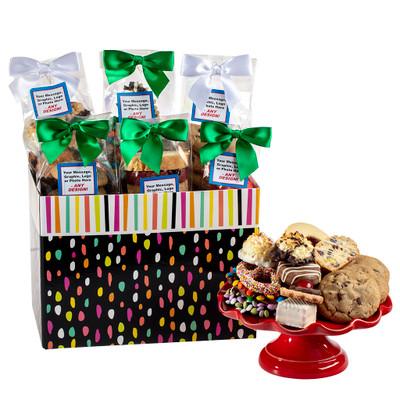 Custom Happy Basket Box - Extra Large