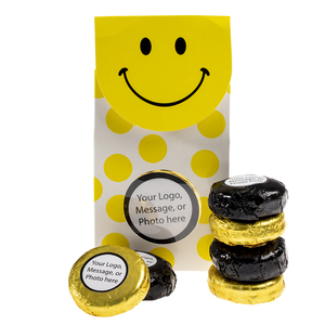 Smiley Face Mini Gift Box