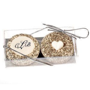 Favor Custom Chocolate Oreo Duo Boxed - Direct Print Cookies