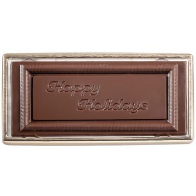 Happy Holidays Chocolate Candy Bar