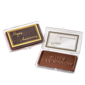 Happy Anniversary! Chocolate Gift Case