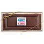 Get Well Chocolate Candy Bar Boxed with Label