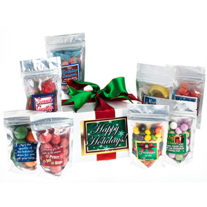 Candy Holiday  Gift Box