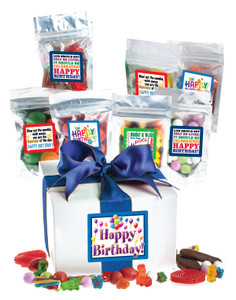 Birthday Candy Gift Box
