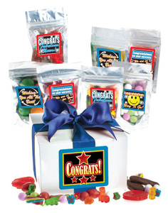 Congratulations Candy Gift Box