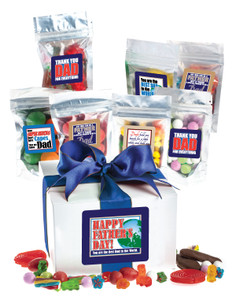 Fathers Day Candy Gift Box