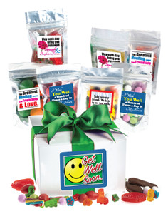 Get Well Candy Gift Box