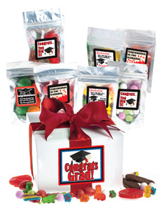 Graduation Candy Gift Box