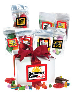 SUMMER CAMP CANDY GIFT BOX