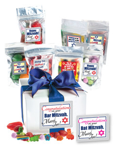 Bar/Bat Mitzvah Candy Gift Box