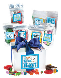 Baby Boy Candy Gift Box