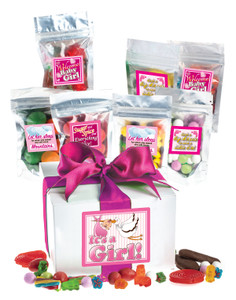 BABY GIRL CANDY GIFT BOX