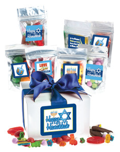 HANNUKAH CANDY  GIFT BOX