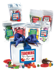 Teacher Candy Gift Box