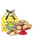 Get Well Smiley Tote of Treats