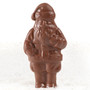 Mini Solid Chocolate Santa