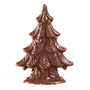 Mini Solid Chocolate Christmas Tree