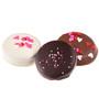 Valentines Day Decorated Chocolate Oreo Cookie Trio