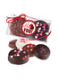 Decorated Chocolate Oreo Duo - Romantic