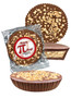 Pi Day Peanut Butter Candy Pie  - Toffee