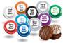 Chocolate Oreo Custom Message Singles