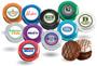 Chocolate Oreo Custom Logo Singles