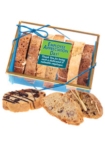 Employee Appreciation Biscotti  Sampler