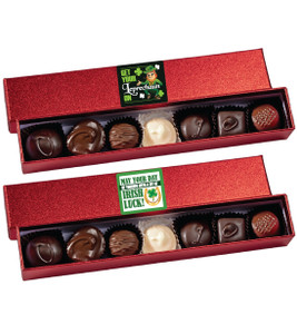 ST PATRICKS DAY  CHOCOLATE CANDY BOX