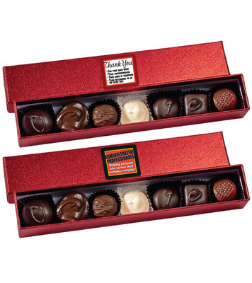 Admin/Office Staff Chocolate Candy Box