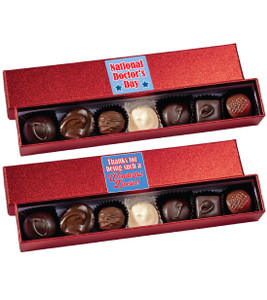 Doctors Chocolate Candy Box
