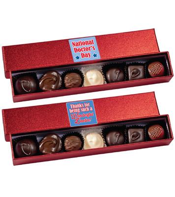 Doctor Appreciation Chocolate Candy Sparkle Box