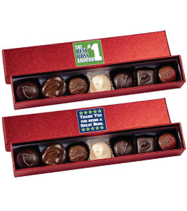 Best Boss Chocolate Candy Sparkle Box